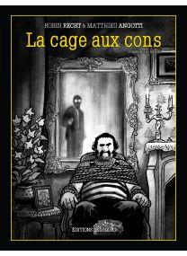 Preview BD Cage aux cons