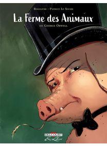 Preview BD La Ferme des animaux, de George Orwell