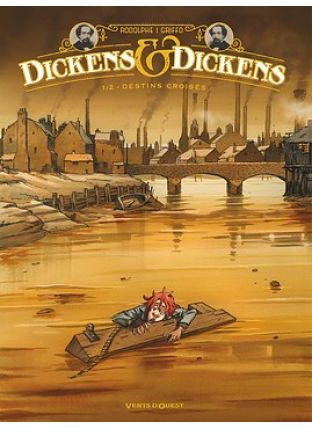 Dickens & Dickens - Tome 1 - Vents d'Ouest