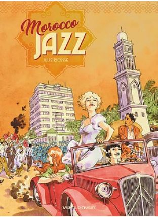 Morocco Jazz - Vents d'Ouest