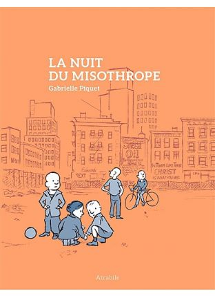 La nuit du misothrope - Atrabile
