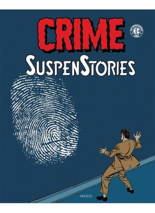 Crime suspenstories - Volume 3 - Akileos