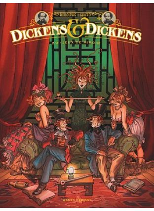 Dickens & Dickens - Tome 2 - Vents d'Ouest