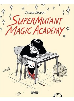 Supermutant magic academy - Denoël Graphics