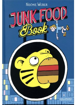Junk food book - Gallimard