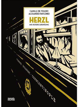 Herzl : une histoire européenne - Denoël Graphics