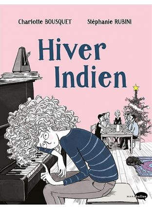 Hiver indien - Marabout
