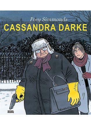 Cassandra Darke - Denoël Graphics