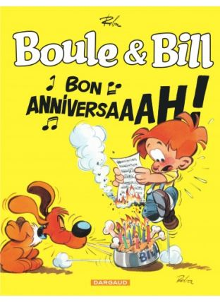 Boule & Bill - tome 0 - Dargaud