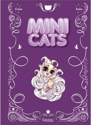 Mini cats ; recueil - Kennes Editions