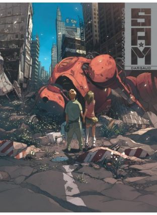 S.A.M. - tome 4 - Dargaud