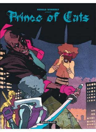 Prince of cats - Dargaud