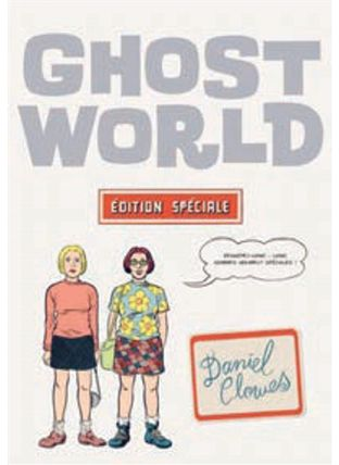 Ghost world - Vertige Graphic