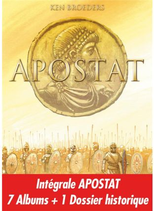 Apostat ; INTEGRALE T.1 A T.7 - BD Must