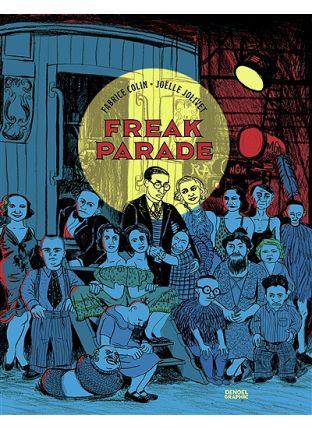 Freak parade - Denoël Graphics