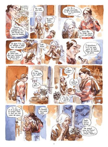 BD Morocco Jazz, planche 4