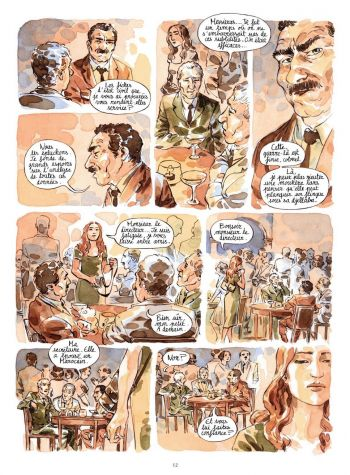 BD Morocco Jazz, planche 8