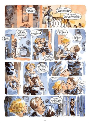 BD Morocco Jazz, planche 9