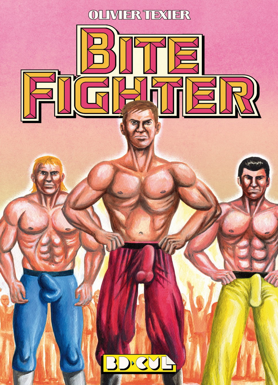 Couverture BD Bite fighter