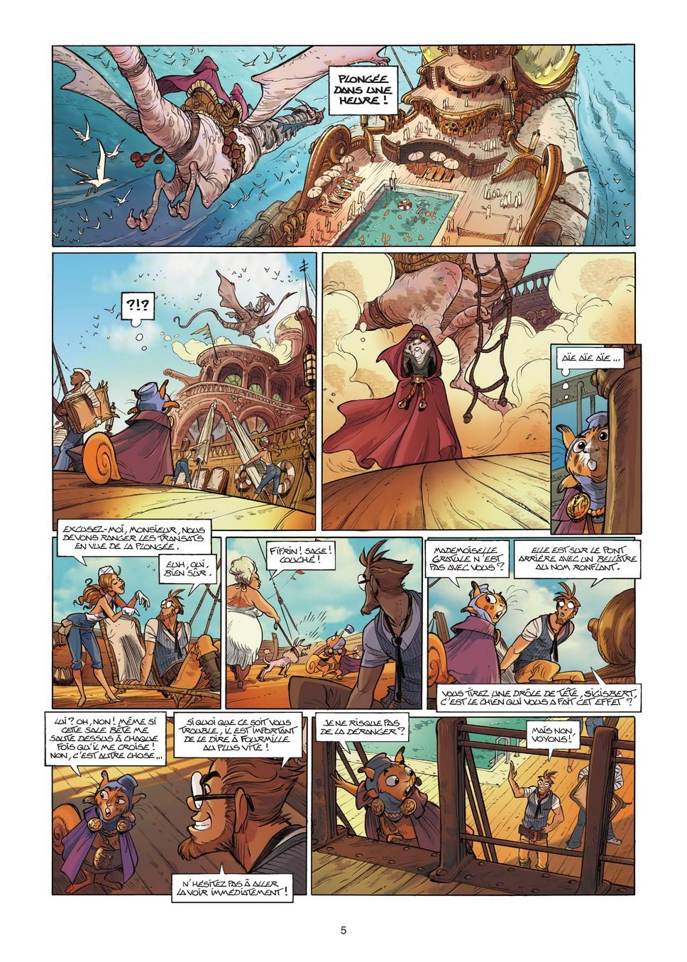 Preview ekh monde miroir t5 le secret des preshauns for Miroir des secrets