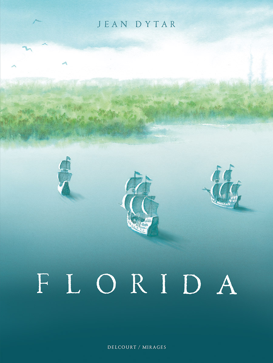 Couverture BD Florida
