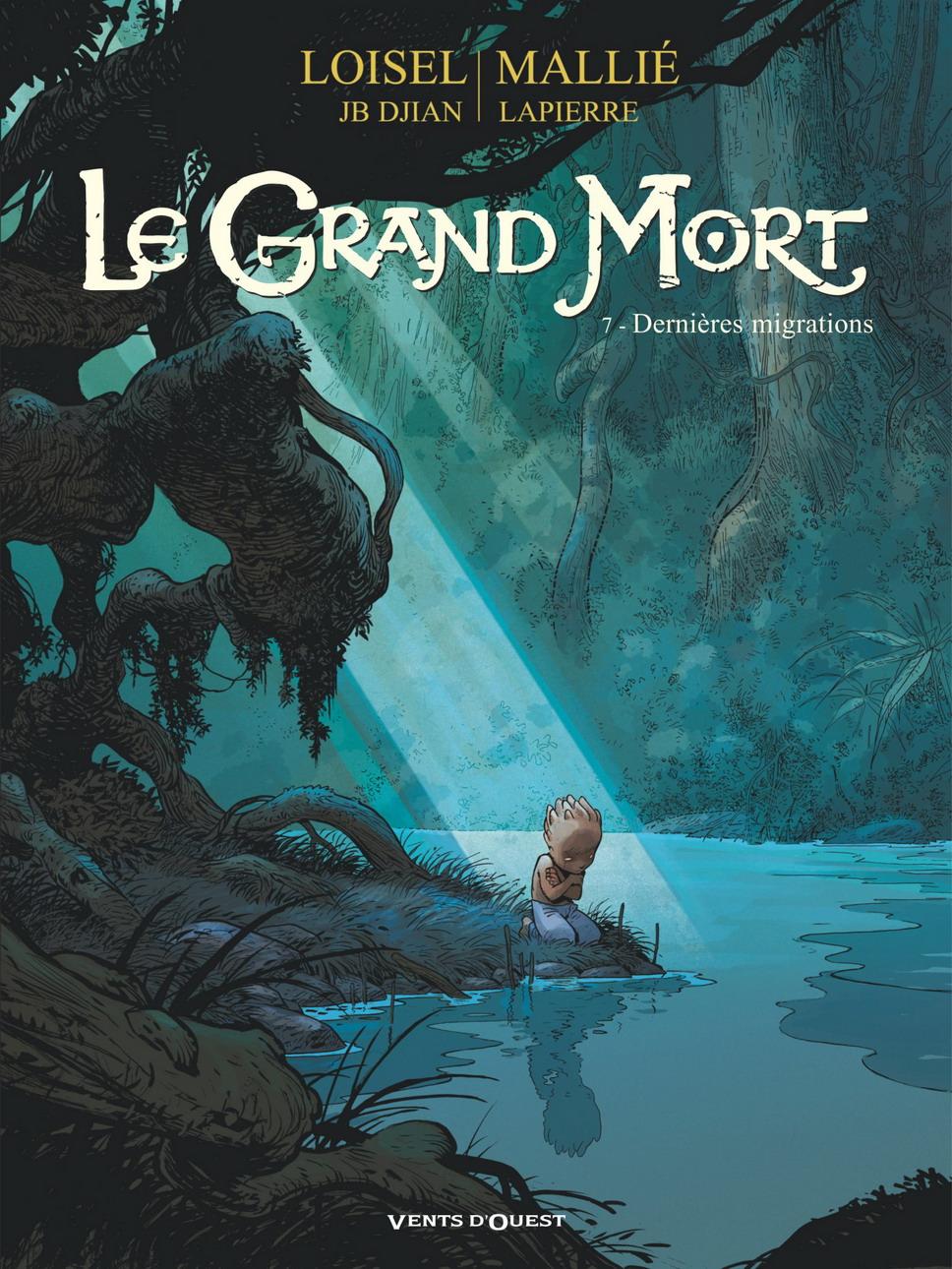 Couverture BD Le Grand Mort, T7 : Dernières migrations