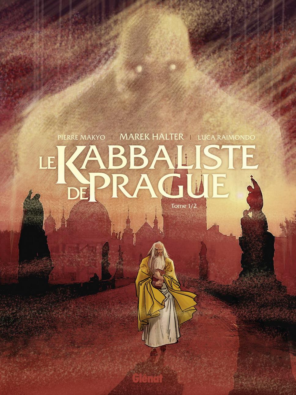 Couverture BD Le Kabbaliste de Prague, Tome 1 / 2