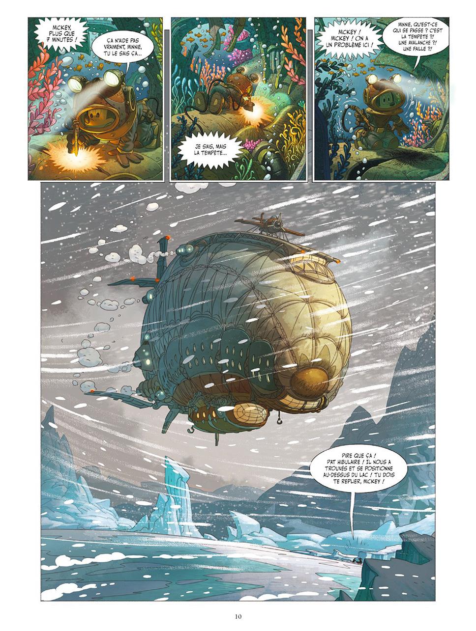 """Résultat de recherche d'images pour """"mickey océan perdu"""""""