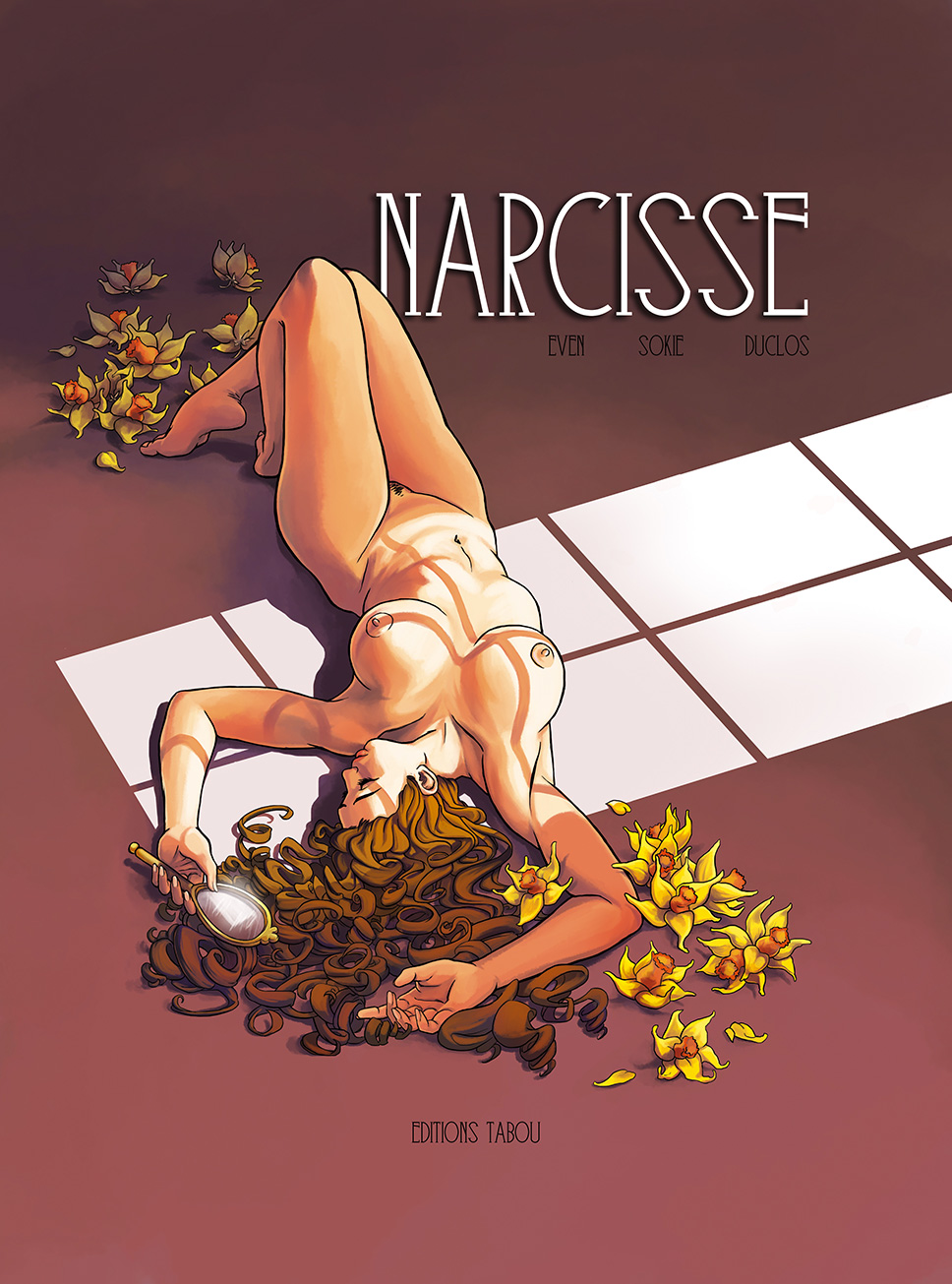 Couverture BD Narcisse